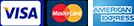 Moyens de paiements - CB VISA MASTERCARD AMEX